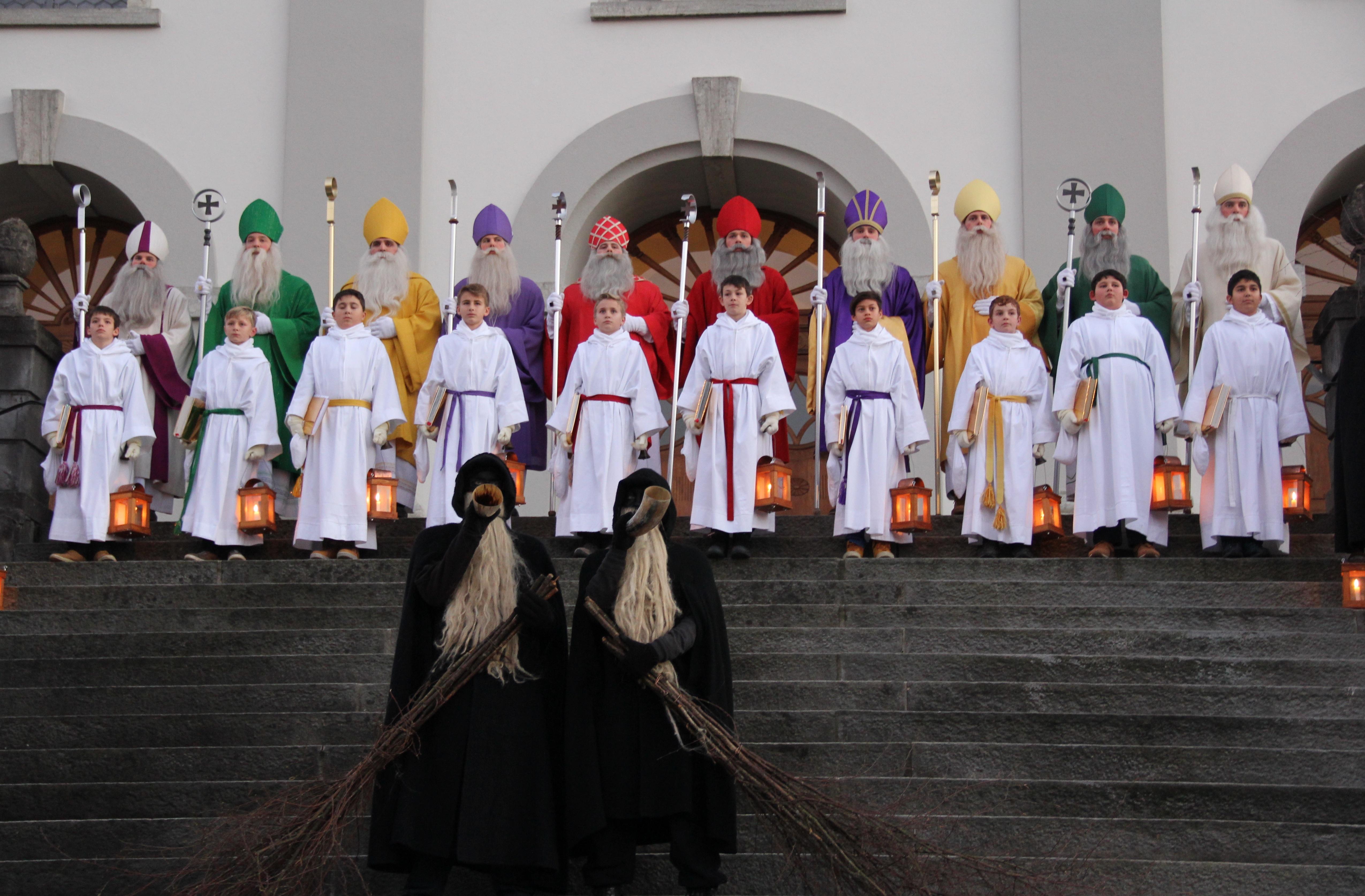 St. Nikolaus Wohlen
