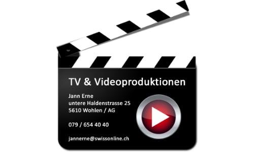 Erne Logo TV und Video